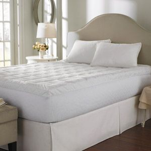 Cuddle Bed 400-Thread-Count Mattress Topper