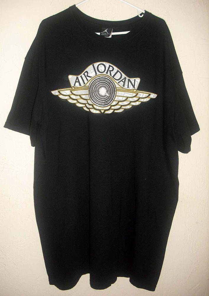 90914d2e610c3f NIKE AIR JORDAN JUMPMAN 1ST EDITION LOGO T SHIRT-SIZE 3XL  fashion   clothing  shoes  accessories  mensclothing  shirts (ebay link)