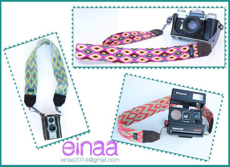 straps for cameras