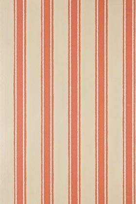 Block Print Stripe BP 719 - Wallpaper Patterns - Farrow & Ball