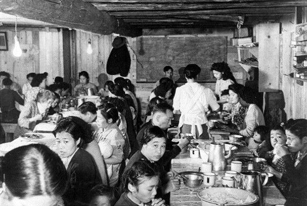 Japanese internment camps ww2 essay