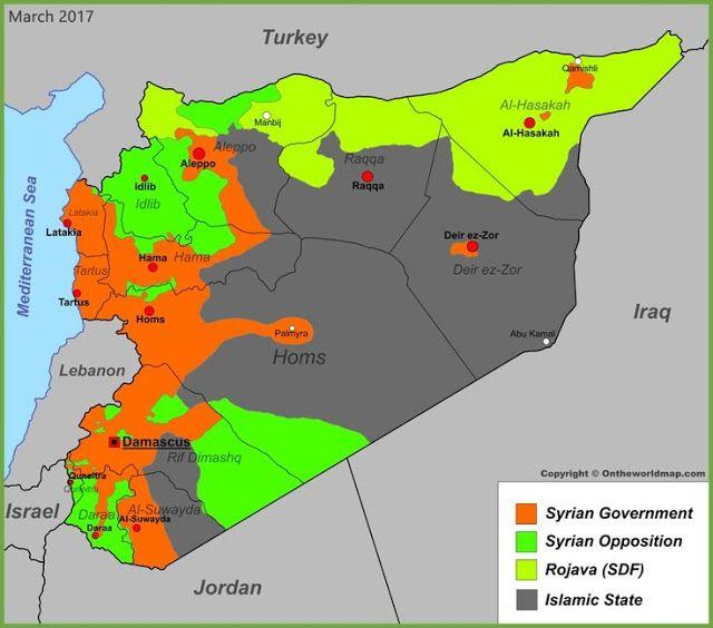 Ελεύθερος Αρθρογράφος: Το Ισραήλ παρακολουθεί προσεκτικά τη συμμαχία Πούτιν-Άσαντ