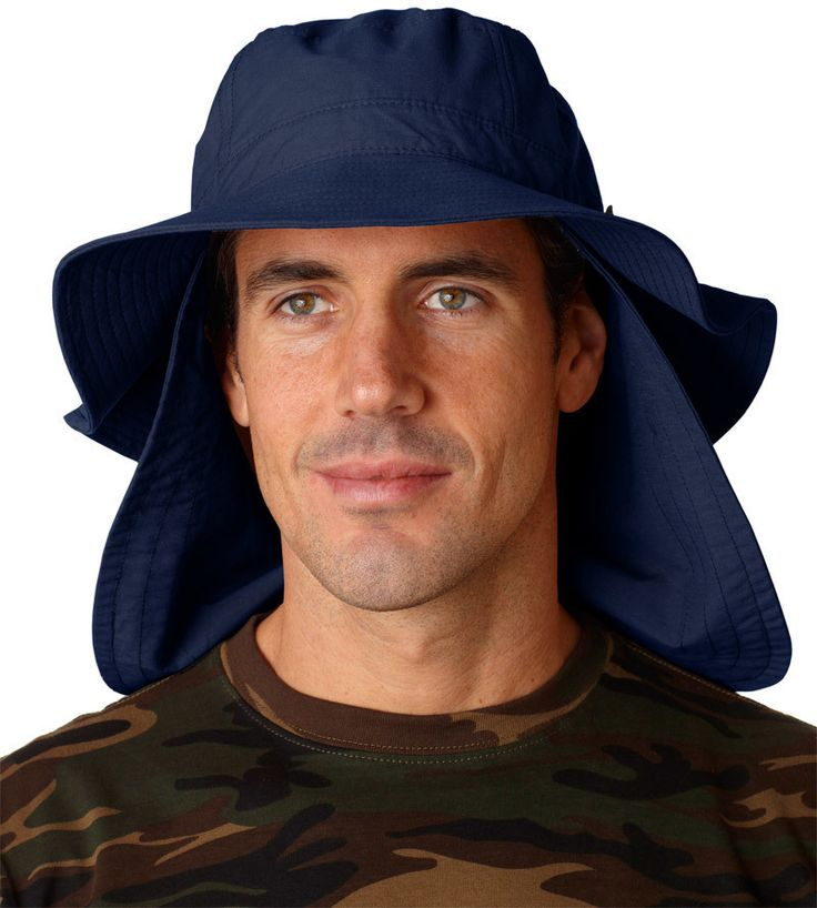 extreme vacationer bucket cap - navy (l)