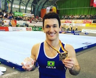 Blog Esportivo do Suíço:  Diego Hypolito leva o ouro no solo em etapa da Copa do Mundo na Alemanha