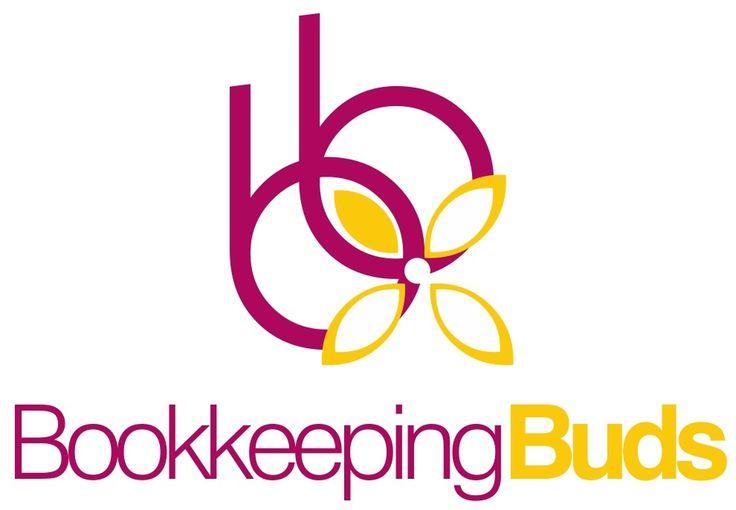 BookeepingBuds Logo #logodesign #branding #accountinglogo