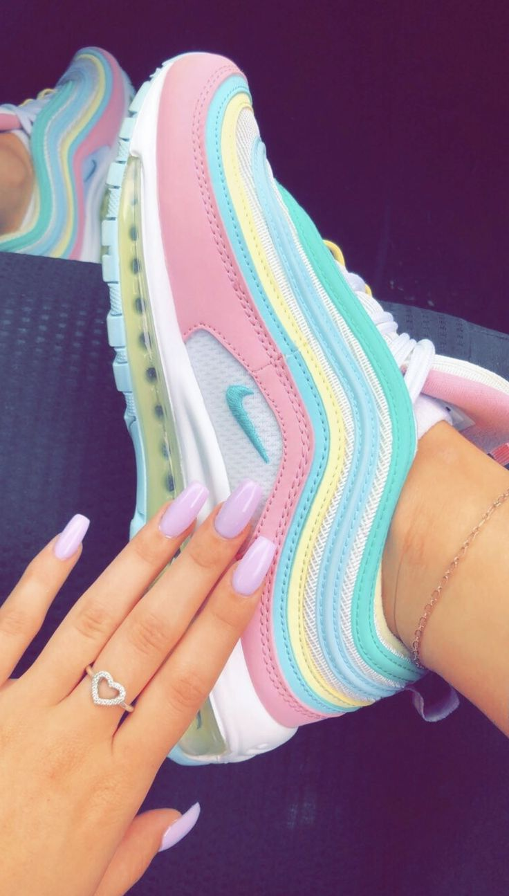 #pastel #shoes #wow