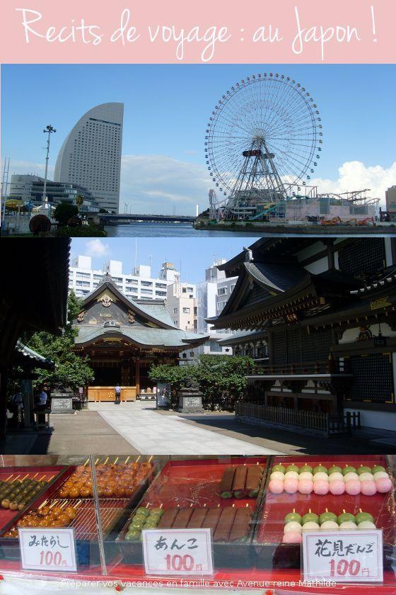 Récits de voyage sur le Japon, de Tokyo à Hakodate.
