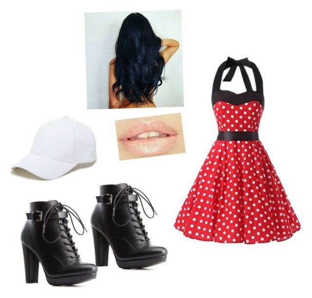 """""""Wwe entrance"""" by fowzia444 ❤ liked on Polyvore featuring beauty, Sole Society and Charlotte Russe"""