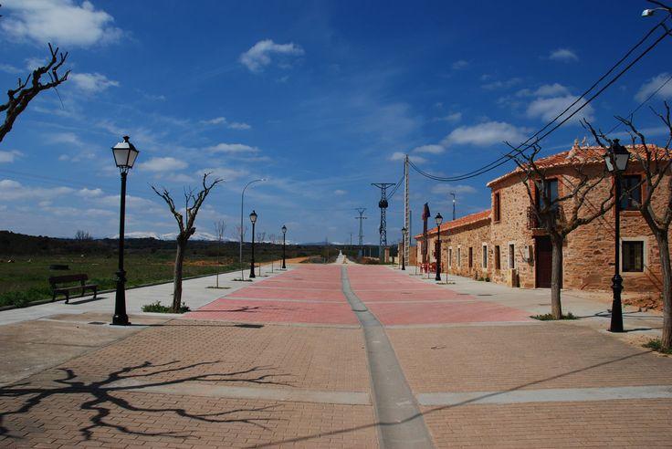 Murías de Rechivaldo, León, Camino de Santiago