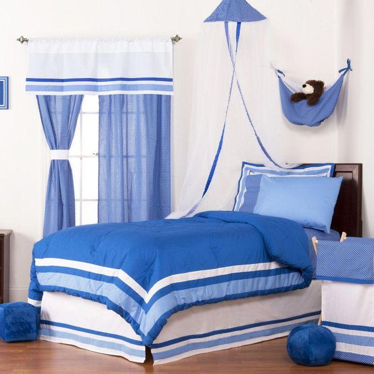Simplicity Blue Bedding Set - EASW127