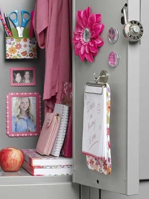 Cute Locker Decorations My Web Value