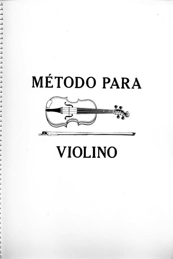 Metodo Para Violino - Schmoll - (Brasil) - Método para violino - Schmoll