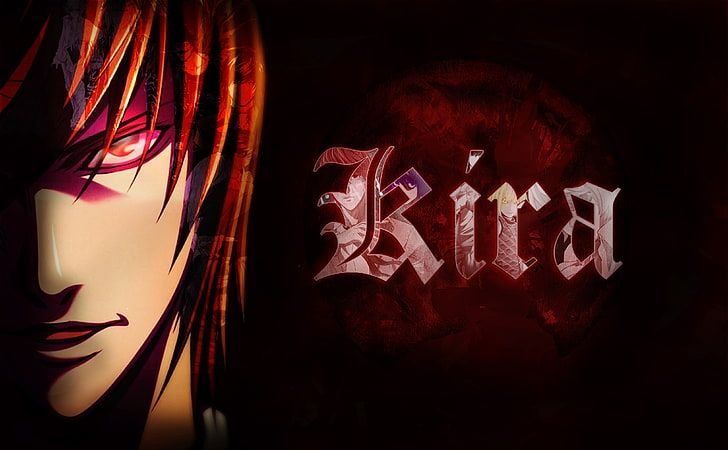 Pin On Anime Death note anime hd wallpaper