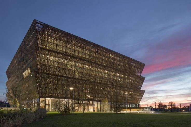 Museu Smithsonian de História e Cultura Afro-americana, pelas lentes de Brad Feinknopf