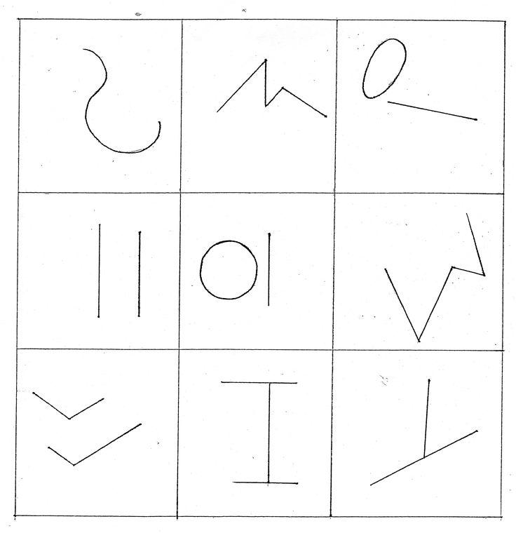 Doodle Box/Creativity Test