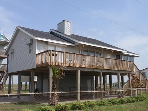 Galveston Beach House Rental - Carumba  3 nights-$1651