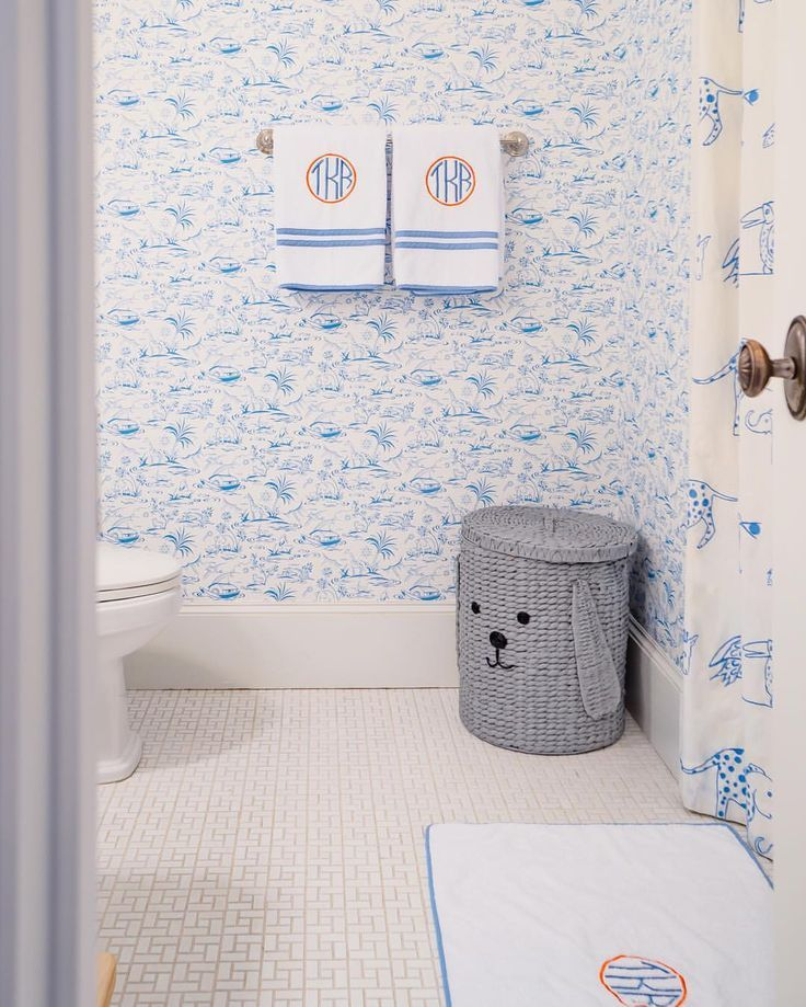 Decorating Kids Bathroom Can Be Very Fun Every Corner Of The Bathroom Is About Fun It S The Place W Boys Bathroom Decor Toddler Bathroom Kids Bathroom Colors