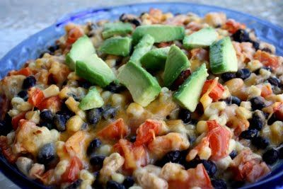 More Cinco de Mayo food!White Beans, Corn Black Beans Dips, Black And White Drinks, Cold Dips, Corn Black Beans Garlic Salsa, Black White, Black Beans Salsa Dips, Black Beans Dips Recipe, Savory Recipe