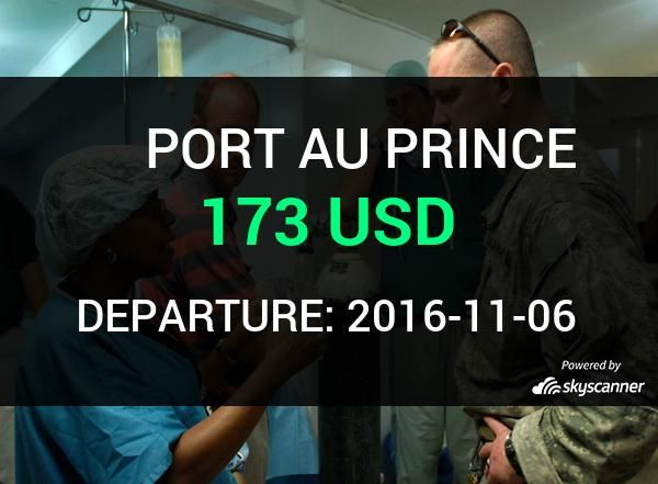 Flight from Chicago to Port Au Prince by Spirit Airlines #travel #ticket #flight #deals   BOOK NOW >>>