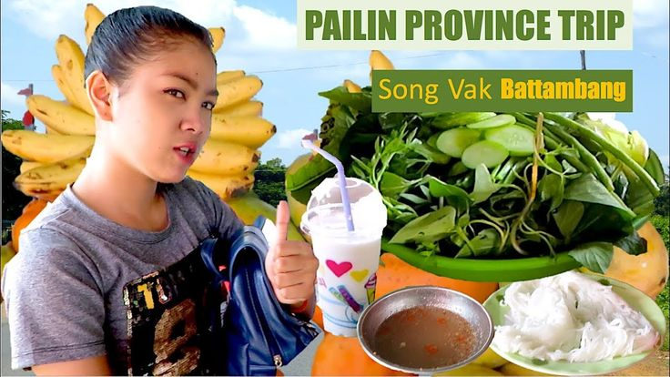 Pailin Province Trip 2 from Pursat to Battambang & Pailin Province | Tra...