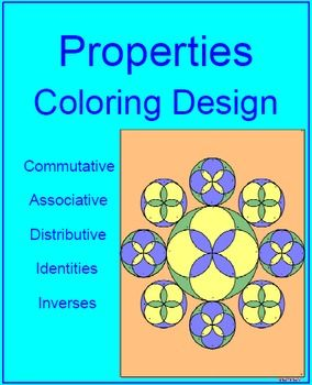 This is a coloring activity for a set of 12 problems on identifying Algebraic…