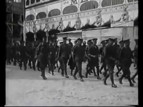The opening of Luna Park Melbourne, 13 December 1912 - YouTube
