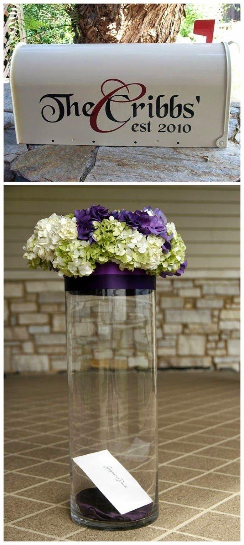 Best 25 DIY wedding mailbox ideas – Wedding Card Box Alternatives