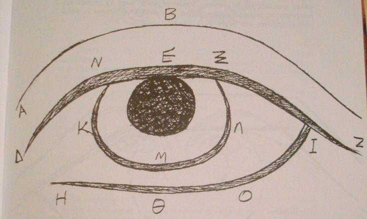 Drawing the Eye.