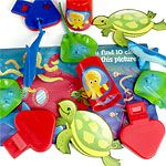 Deep Sea Favour Pack 42pk great to add to a party bag or a game