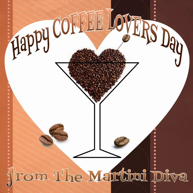 Perk Up Coffee Lovers Day, September 29th, with these Coffee Cocktails. Click image for recipe.