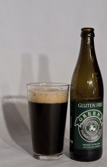 Gluten free beers....it's not a recipe, but it's nice to know good gluten free beer exists!