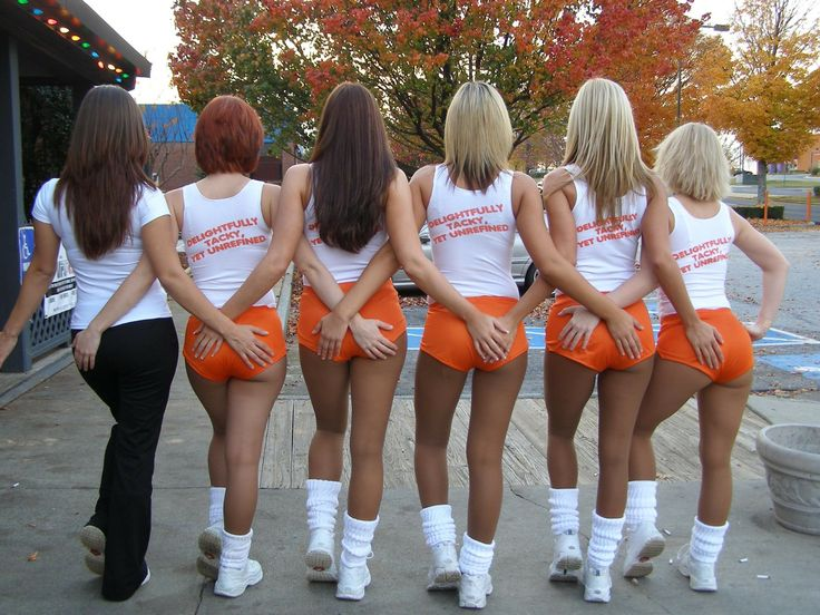 ass parade | hooters girls | Crossdressers, Sports, How to ...