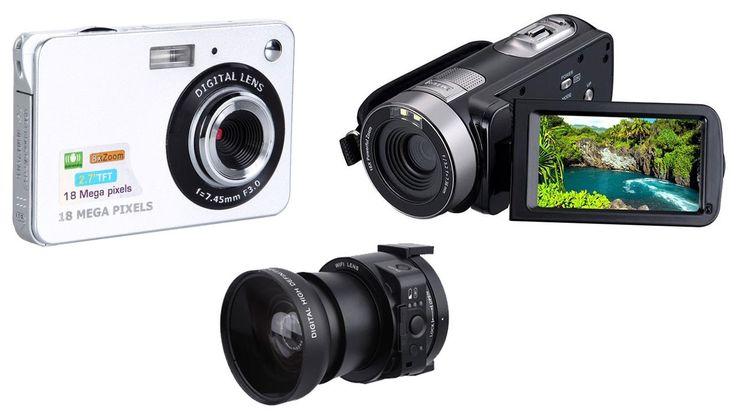 Top 5 Best Cheap Digital Cameras Reviews 2017 Cheap Compact Digital Camera Reviews