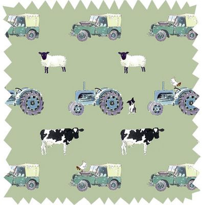9 best images about sophie allport fabric on pinterest for Childrens curtain fabric by the metre