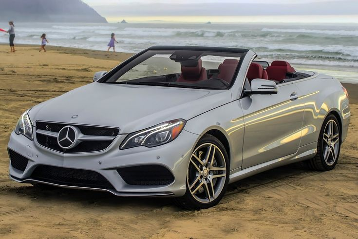 2016 Mercedes Benz E-class Convertible Latest HD Wallpaper
