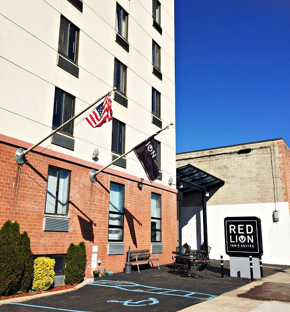Red Lion Inn & Suites Brooklyn - New York - USA - Norske reiseblogger