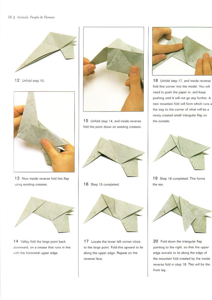 39 best learning origami images on pinterest paper