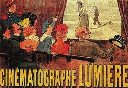 #belle #epoque #cinema #cinematographe #lumiere