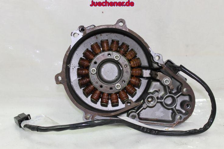 Kawasaki ZZR 600 Lichtmaschine Stator Ankerplatte  #Ankerplatte #Lichtmaschine #LiMa #Stator