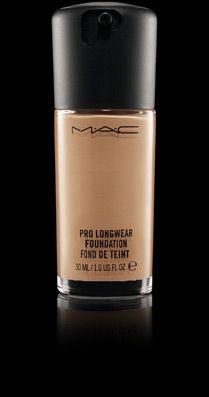 MAC Cosmetics: Pro Longwear Foundation in NC30