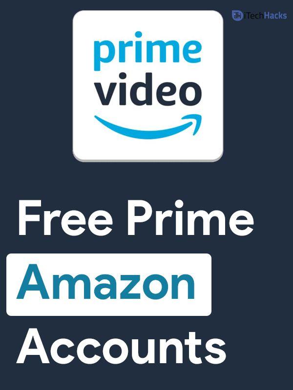 Amazon Prime Accounts Passwords Free Amazon Prime Amazon Prime Free Amazon Products