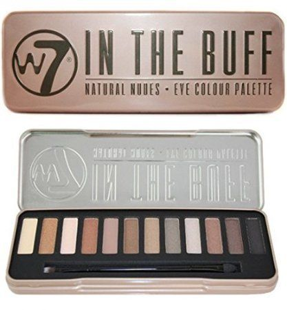 "A <a href=""http://amzn.to/1sdLYgW"" target=""_blank"">nude eyeshadow palette</a> that's cheaper than a trip to Sephora."