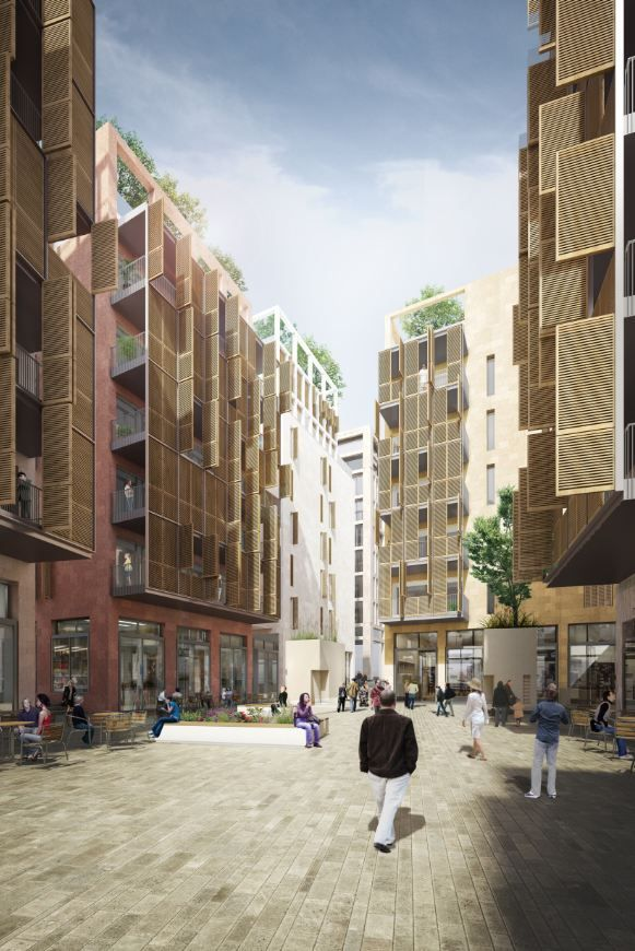 Allies and Morrison Architects' District//S Wins National Urban Design Awards Practice Project Award