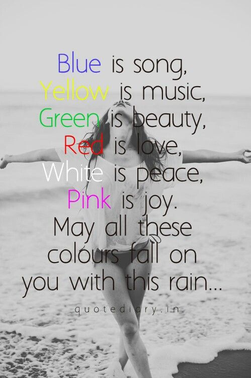 Colours #quotes
