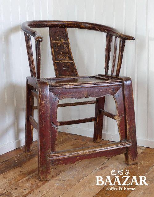 Vacker kejsarstol från Baazar Coffee and Home. Hitta fler möbler på www.baazar.se   orientaliskt, hall, kina, baazar, china, sovrum, vardagsrum, badrum1