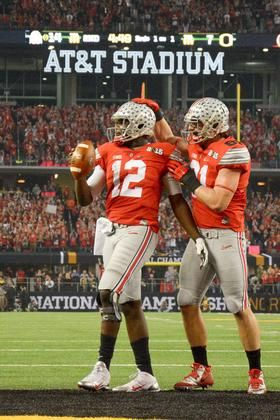College Football Playoff championship between Ohio State and Oregon delivers highest-ever cable TV rating - Columbus Business First