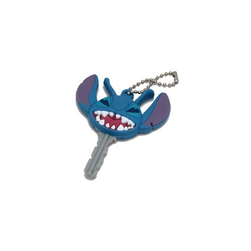 Part of The Lilo & Stitch cast, Stitch is now able to go with you wherever you go while attached to one of your keys. This Lilo & Stitch Key Holder helps you to easily find any key on a keyring. The S