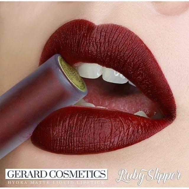 Gerard cosmetics - Ruby Slipper
