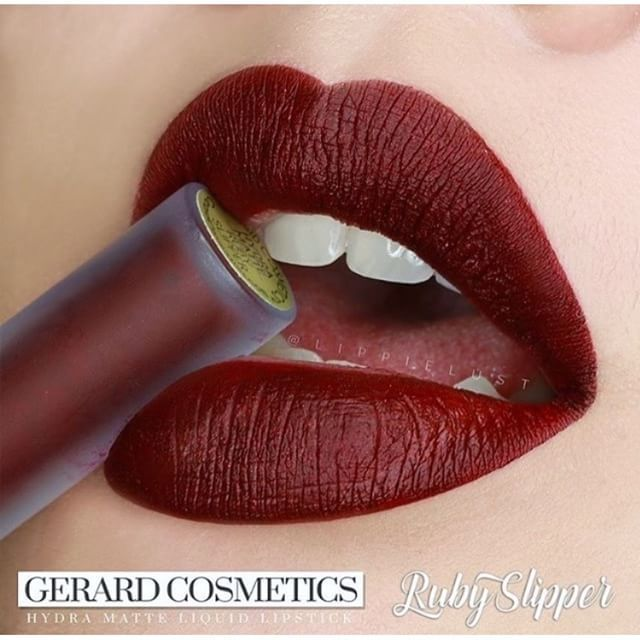 Gerard cosmetics - Ruby Slipper