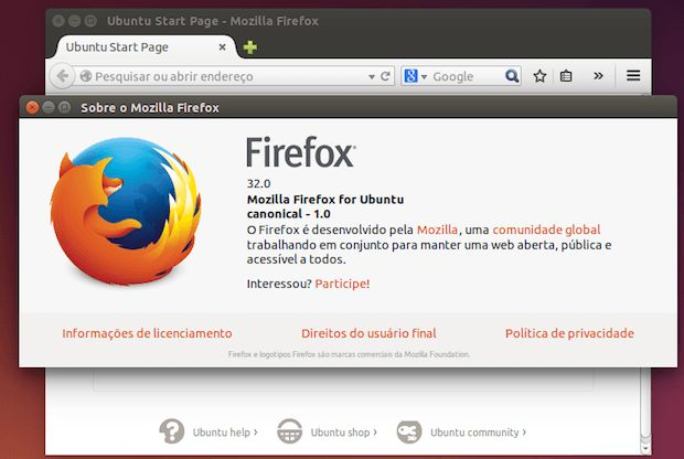 A Mozilla lança frequentemente atualizações do seu navegador. Se você quer estar sempre com a última versão do Firefox no Ubuntu veja como manter o navegador atualizado nesse sistema. Leia o restante do texto Firefox no Ubuntu: veja como manter o navegador atualizado  from Firefox no Ubuntu: veja como manter o navegador atualizado